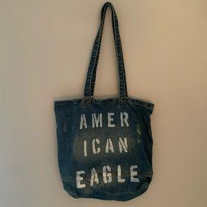 American eagle tote!!